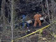 Encuentran restos del helicóptero desaparecido en Malasia