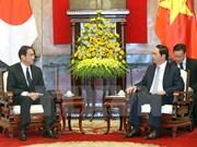 Japón es socio importante y perdurable de Vietnam, afirma presidente