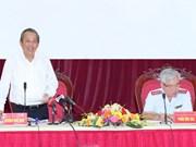 Insta vicepremier vietnamita a elevar calidad de inspección