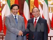 Primer ministro de Kuwait finaliza fructífera visita a Vietnam