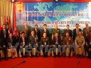 Vietnam participa en conferencia regional de política de seguridad