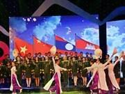 Nexos en salvaguarda fronteriza:puentes para fomentar amistad entre Vietnam y países