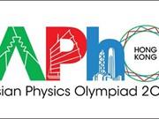 Alumnos vietnamitas brillan en Olimpiada Asiática de Física