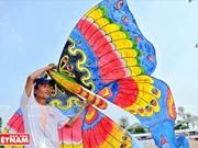 A divertirse con el festival internacional de papalotes en Vietnam