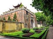 Aprueban anteproyecto de restauración de Ciudadela Imperial de Thang Long