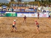 Concluye torneo asiático de voleibol de playa de Can Tho