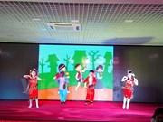 Programa benéfico en Rusia a favor de niños vietnamitas de pocos recursos