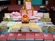 Inician por primera vez traducción a laosiano de obras completas de Ho Chi Minh