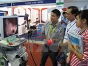 Inauguran exposición internacional médico-farmacéutica Vietnam 2016