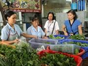 Urgen en Vietnam medidas para garantizar seguridad alimentaria