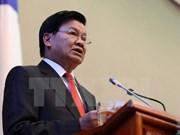 Primer ministro laosiano visitará Vietnam