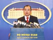 Vietnam rechaza violaciones de Taiwán (China) a su soberanía sobre Mar del Este