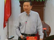 Ministro vietnamita de Seguridad Pública se reúne con Hun Sen