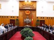 Vietnam y EAU aspiran 10 mil millones USD de comercio antes de 2020