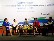 Estimulan en Vietnam empoderamiento de las mujeres