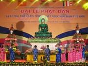 Llaman a comunidad religiosa a fomentar unidad nacional en ocasión de Vesak