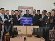 Vietnam y Laos incrementan lazos en formación de personal para investigación teórica
