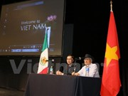 Organizan en México charla sobre Patrimonios Cultuales de Vietnam