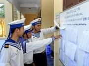 En distrito de Truong Sa efectuarán mañana elecciones parlamentarias anticipadas