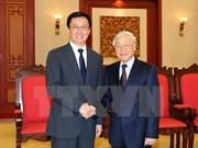 Líder de PCV pide cooperación más estrecha entre Ciudad Ho Chi Minh y Shanghai