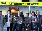 Ciudadano vietnamita gana Premio de Diccionario de República Checa
