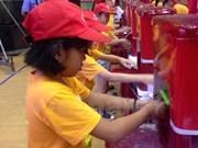 Lanzan en Vietnam campaña para estimular lavado de manos con jabón