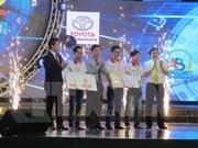 Universidad Lac Hong se proclama campeón de Robocon Vietnam 2016