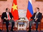 Vietnam y Rusia pactan intensificar asociación estratégica integral