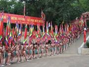 Debuta centro de estudio cultural Hung Vuong
