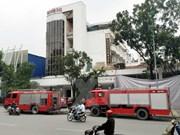Dona Sudcorea a Vietnam camiones de bomberos