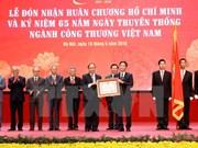 Premier vietnamita exige institucionalizar compromisos de integración internacional