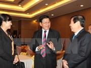 Concluye premier laosiano visita oficial a Vietnam