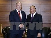 Premier vietnamita se reúne con líder comunista ruso