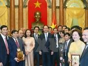 Presidente de Vietnam exhorta a empresariado a seguir ejemplo moral de Ho Chi Minh