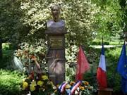 Recuerdan a Presidente Ho Chi Minh en Francia
