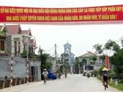 Ansiosa comunidad católica en Phu Tho por elegir a representantes de la población