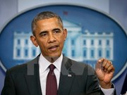 Rueda internacional de prensa sobre próxima visita a Vietnam de Barack Obama