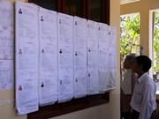 Llegan temprano votos desde isla Ly Son y otras zonas remotas