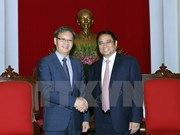 Embajador laosiano trabajará por desarrollar nexos Laos-Vietnam a nivel superior