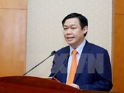 Vicepremier vietnamita inspecciona situación de sequía en Hau Giang