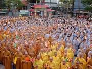Presidente de Vietnam aprecia aportes de la Shangha Budista al país