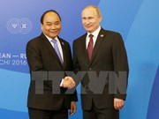 Destacan resultado de visita oficial del premier vietnamita a Rusia
