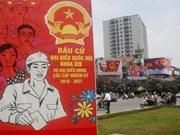 Prensa internacional resalta significado de las elecciones generales en Vietnam