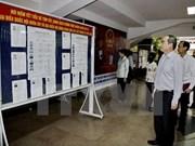 Presidente de FPV alaba organización de elecciones de Ciudad Ho Chi Minh