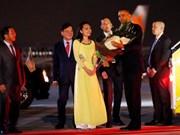 Prensa de EE.UU. e Italia pone ojos en visita de Obama en Vietnam