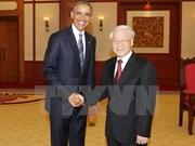 Vietnam considera a Estados Unidos uno de principales socios, dijo líder partidista