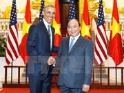 Priorizan Vietnam y EE.UU. cooperación para el desarrollo