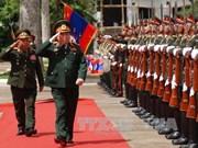 Vietnam y Laos acuerdan impulsar cooperación en defensa
