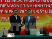 Vietnam y China revisan implementación de acuerdos fronterizos