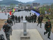 Destacan fluido despliegue de documentos sobre frontera Vietnam-China